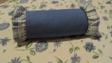 Neck Roll Pillow $49.00