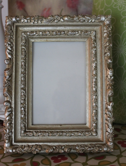 "4""x6"" Gold Bronze Frame $19.50"