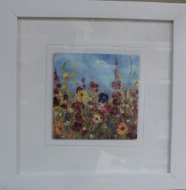 Fancy Flower Picture $49.00