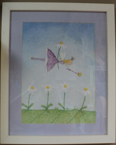Purple Fairy Print $149.00