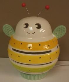 Porcelain Buzzy Bee Night Lightt $49.00 Click here to BUY