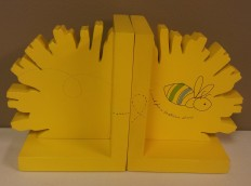 Buzzy Bee Bookends $34.50 Click here to BUY