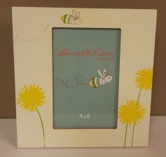 "12""sqr. Buzzy Bee Frame 4x6 $19.50 Click here to BUY"