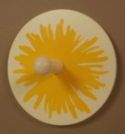 Daffodil Buzzy Peg Rack $9.50 Click here to BUY