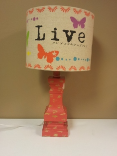 """161/2""""H Live Lamp $69.00 Click here to BUY"""