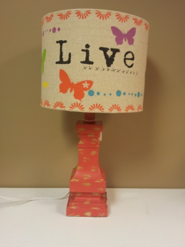 "161/2""H Live Lamp $69.00 Click here to BUY"