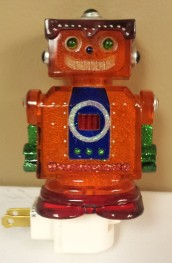 Robot Night Light $18.50