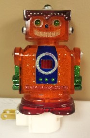 Robot Night Light $18.50
