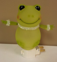 Froggy Night Light $18.50