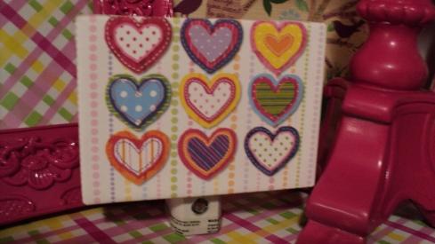Heart Love Night Light $19.50