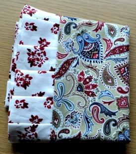 "Ruffled ""Emma"" Pillowcase $98.00"