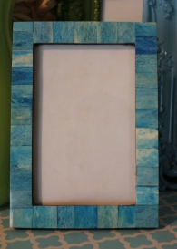 Blue Kids Room Frame