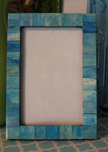 Blue Kids Room Frame