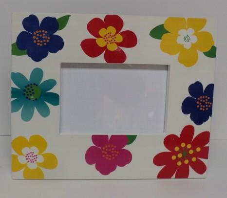 "Primary Flower Burst 2""x4"" $19.50"