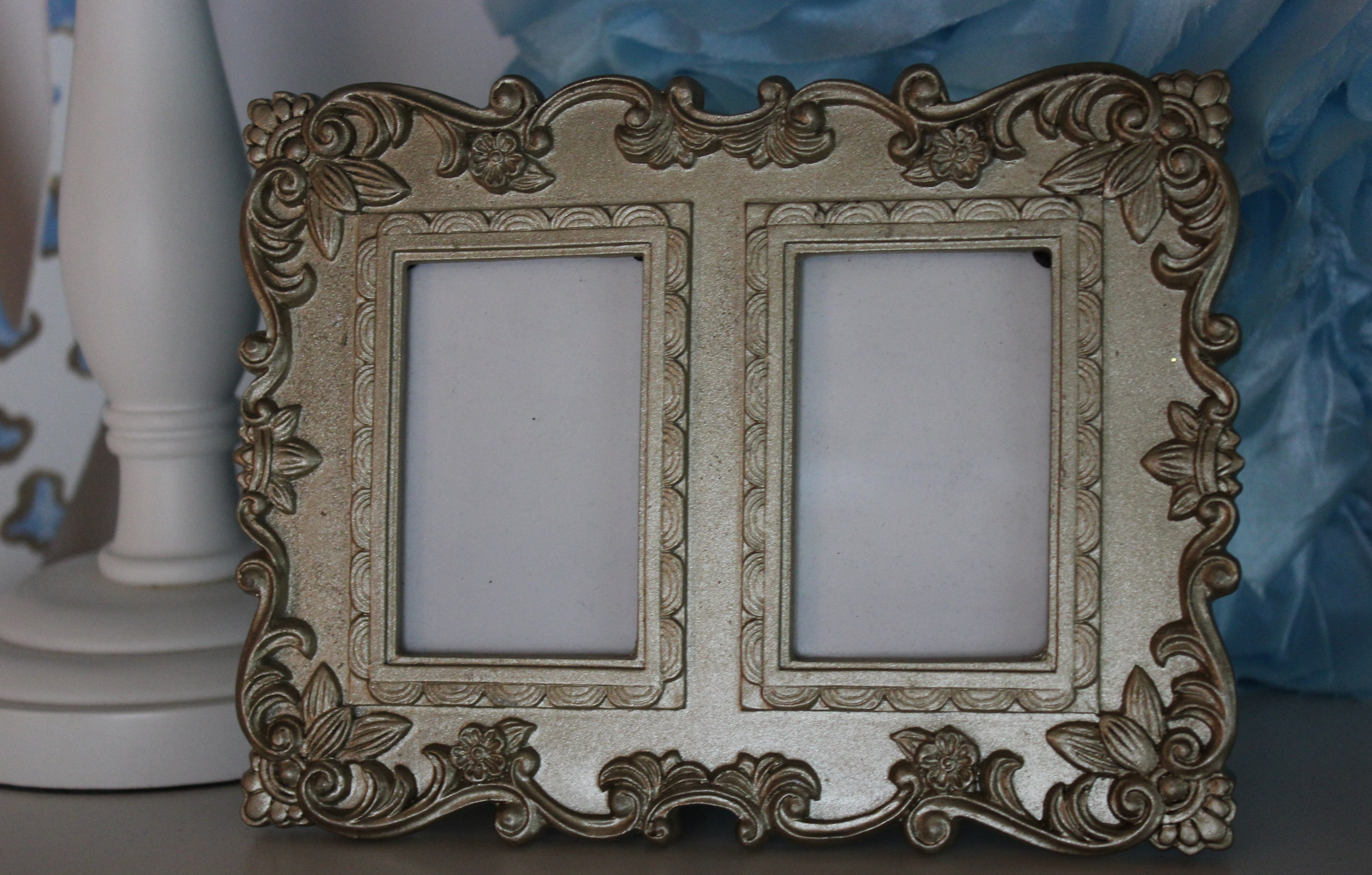 double gold frame 1900 2x3