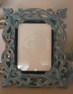 Blue Ornate Frame $39.00 5x7