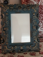 Smokey Blue Frame $29.50 5x7