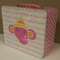 Elephant Lunch Box $11.50