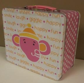 Elephant Lunch Box $11.50