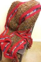 Hand-Made Bungle Throw $298.00