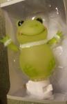 Frogs, Frog Night Light, Boys Room, Kids Room